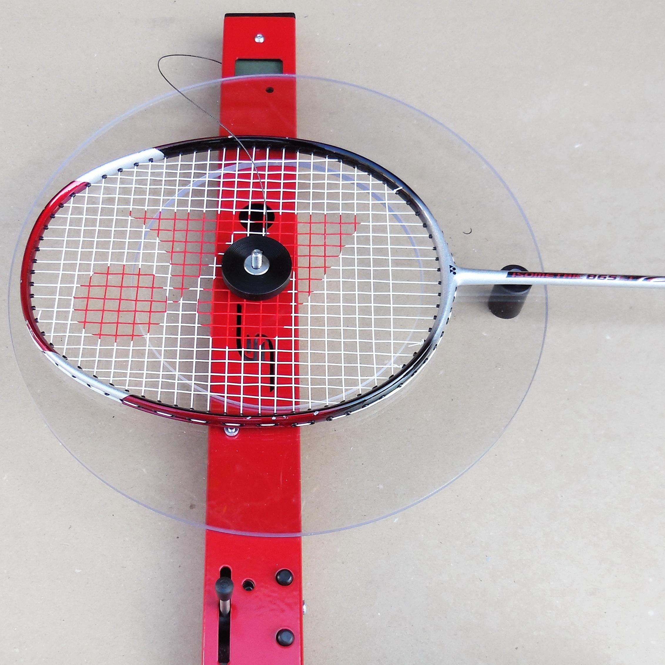badminton stringing machine